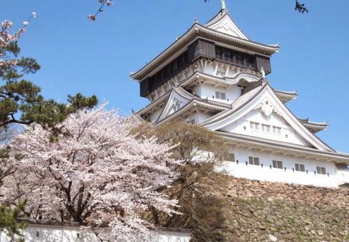3/31-4/7 小倉城お花見大道芸